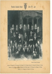 Colts Rugby 1950