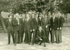 Sixth formers 1957