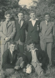 Do you know anybody on here ?